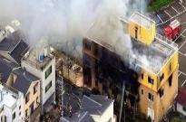 京都动画被纵大火,苹果CEO库克发推特悼念