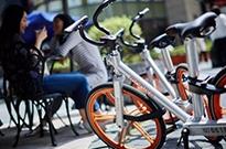 快骑不起的共享单车