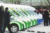 北京将用新能源汽车替代快递三轮车