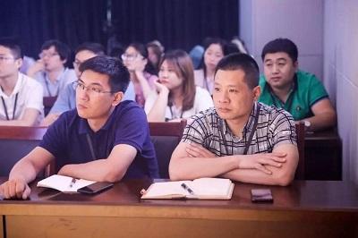学慧网总经理付全宏、集团CTO赵燕午老师