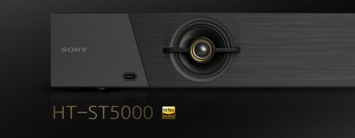 索尼HT-ST5000全景声回音壁 打