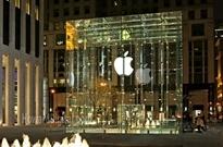 苹果股价涨超2% 市值重返万亿美元