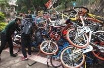 深圳拟立法:未及时清理乱停共享单车最高可罚10万