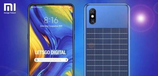 """小米""""太阳能手机""""专利是新蓝海的序幕吗?"""