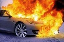 新能源车频频起火 四成以上处于行驶状态