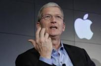 库克向慈善组织捐苹果股票:价值500万美元