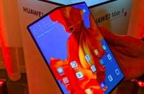 午报 |  国行华为Mate X 5G折叠屏手机将在10月发售;电子烟巨头Juul CEO辞职