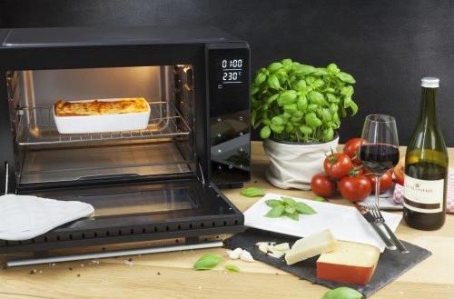 拥有CASO卡梭电烤箱,多才多艺智能大厨请回家