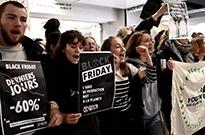 """法国立法抵制黑色星期五:因其""""不环保和反人类"""""""