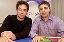 谷歌两位创始人正式
