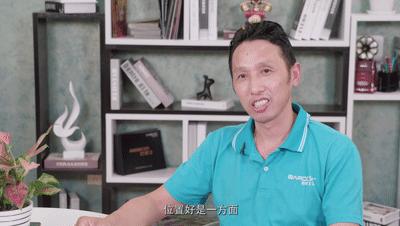 巴德士艺术漆衡阳经销商徐先世接受采访