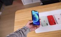 iPhone12到底有多蓝?