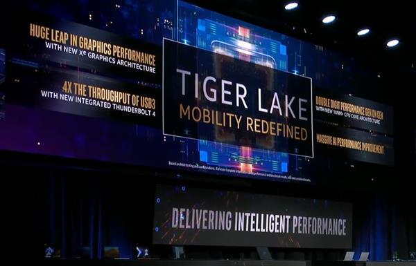 10nm处理器双响炮 Intel六大技术支柱2020年爆发