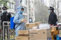 国家邮政局:中低风险地区要允许快递员进小区