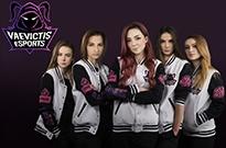 因水平★太低 LOL首�支女子战队被踢出LCL联赛