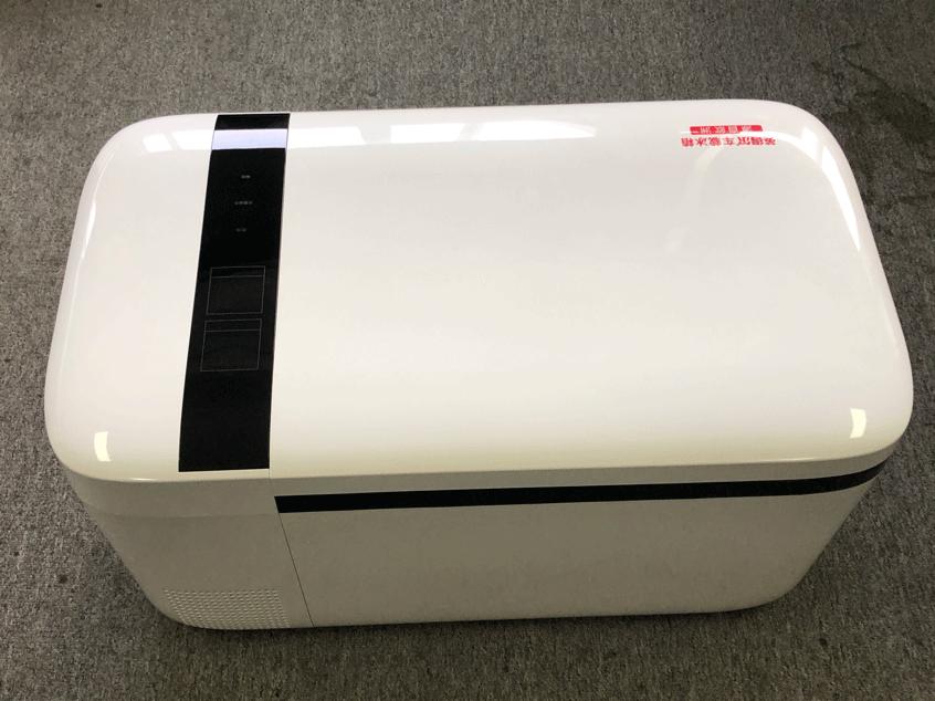 英得尔捐赠100台车载冰箱