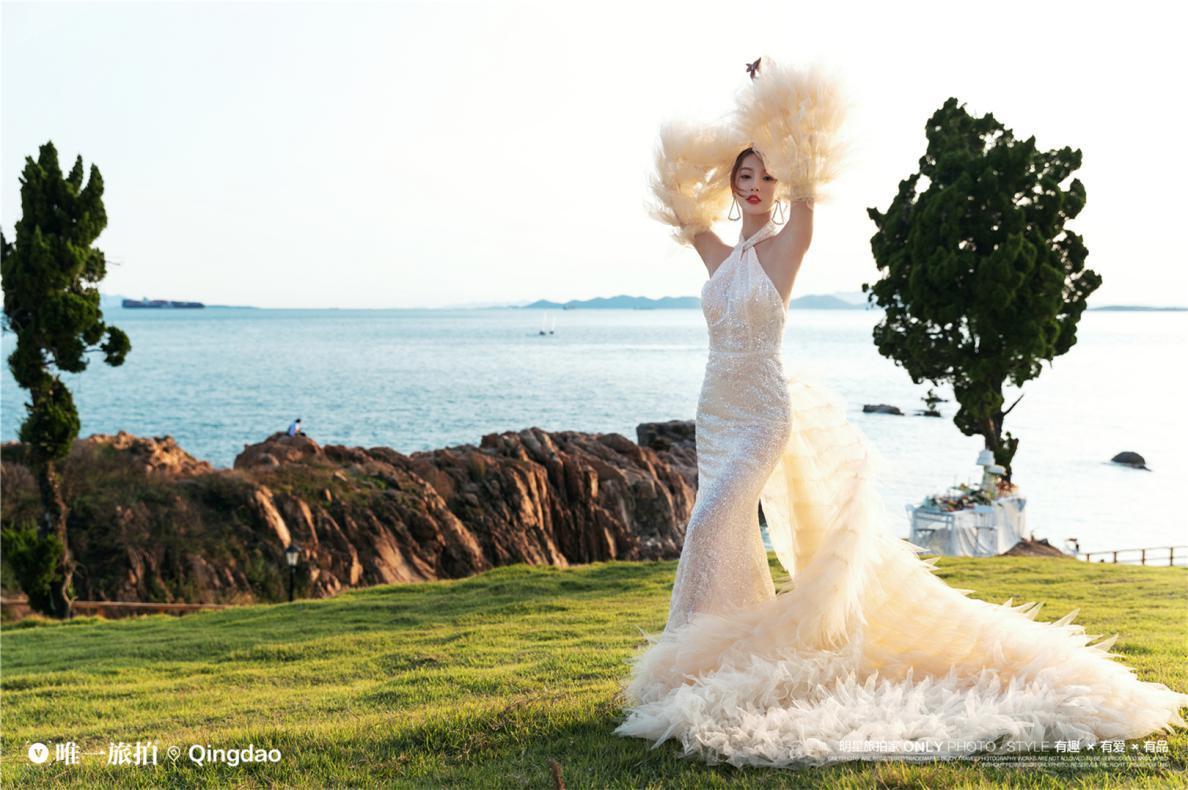 唯一视觉婚纱照最不能错过的品牌!靠口碑赢得信赖
