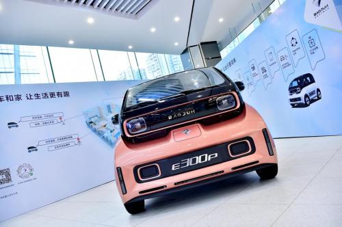 用AI科技赋予汽车沟通能力 新宝骏E300以智能之名成就来自未来的科幻座驾