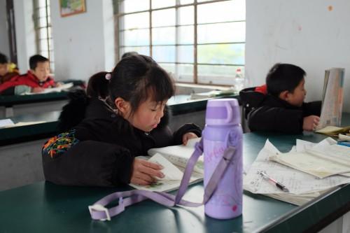 三雄極光鄉村教室照明改造 助力脫貧攻堅