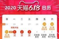 天猫618今日启动,第1小时预售成交额同比增长515%
