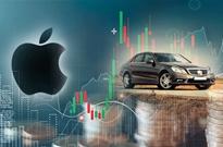 苹果或斥资1300亿研发造车 工厂将落户中国?