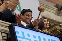 当当法务部:俞渝、李国庆分别持股64.2%、27.51%