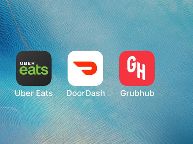 美国在线外卖平台终极洗牌:Uber最后一博