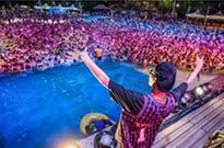 外媒关注武汉水上音乐节:中国的生活正回归正常