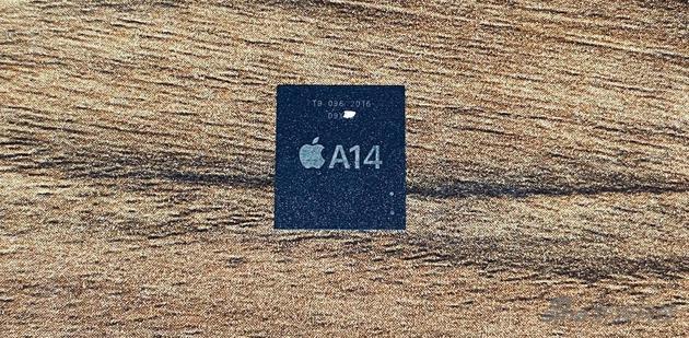 A14芯片RAM部分