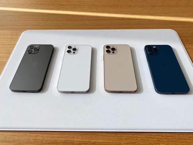 iPhone 12 Pro就是乘风破浪的姐姐