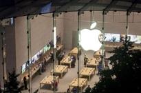 苹果尝试零售店发货,网上下单�最快第二天送达