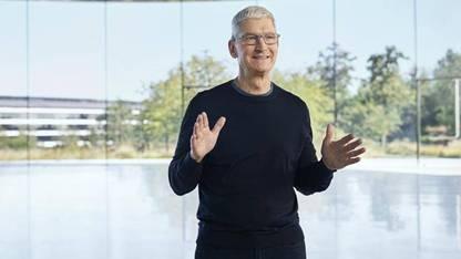 iPhone 12官宣后,苹果的股价跳水了?