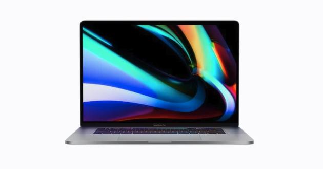 16英寸MacBook Pro