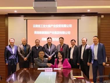 20201103与云南省工业投资公司签署合作协议 (1)