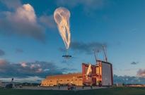 谷歌关闭高空气球互联网项目:找不到可持续的商业模式