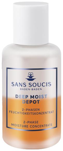 SANS SOUCIS茜素斯奶盖精华乳,深层补水释放自信
