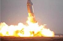 SpaceX SN10成功着陆后爆炸!马斯克的火星梦又近了一步