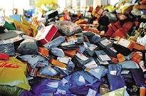 4月启动快递过度包装专项治理:绿色发展、拒绝浪费污染