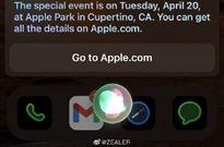 午报 | 罗永浩再被强制执行;Siri泄露苹果发布会时间