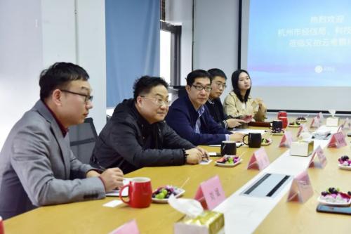 免费书旗小说下载杭州市经信局、科技局一行到访又拍云-奇享网