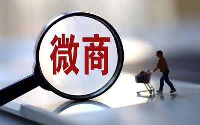 2021年中国微商市场研究白皮书