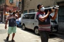 印度黑市氧气瓶卖出天价 一个50升氧气瓶竟卖8500元