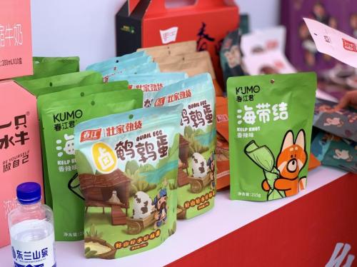 卤味鸭掌月销量20万+!广西春江食品如何把点滴细节做到极致?