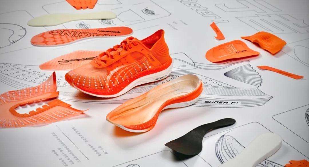 在自主品牌的运动鞋推荐中,我只想到了TA