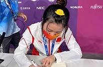 两三天卖断货:奥运冠军杨倩同款卖爆了
