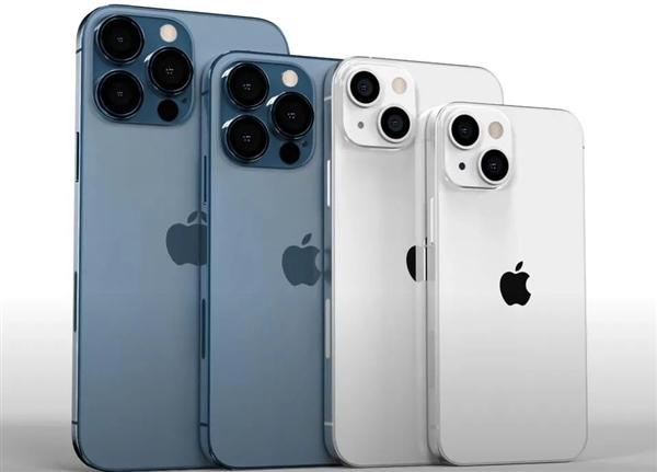 iPhone 13的爆料太多?我给大家做了个一次性总结!
