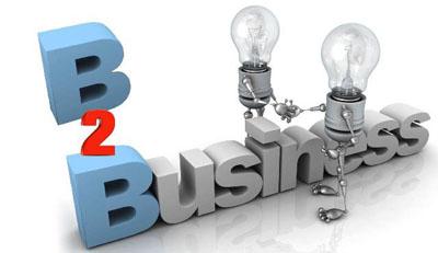 B2B模式:传统企业转型的春天