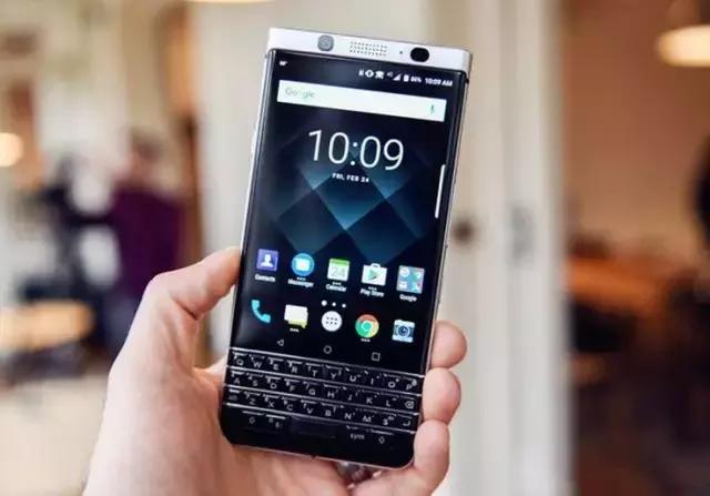 黑莓Keyone要对iPhone模仿者说不,购买者却想砸了它